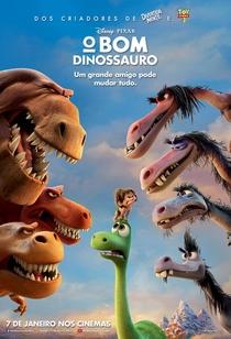O Bom Dinossauro - Poster / Capa / Cartaz - Oficial 2