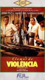 Clamor de Violência - Poster / Capa / Cartaz - Oficial 4