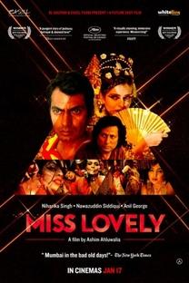 Miss Lovely - Poster / Capa / Cartaz - Oficial 1
