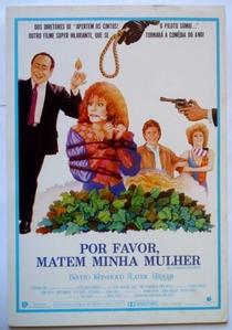 Por Favor, Matem Minha Mulher - Poster / Capa / Cartaz - Oficial 6