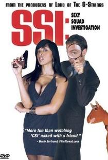 SSI: Sex Squad Investigation - Poster / Capa / Cartaz - Oficial 1