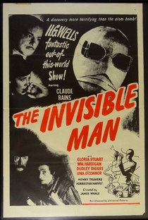 O Homem Invisível - Poster / Capa / Cartaz - Oficial 6