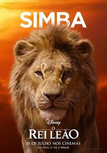 O Rei Leão - Poster / Capa / Cartaz - Oficial 9