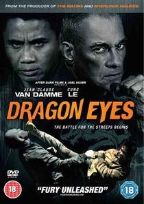 Olhos de Dragão - Poster / Capa / Cartaz - Oficial 3