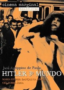 Hitler 3º Mundo - Poster / Capa / Cartaz - Oficial 1