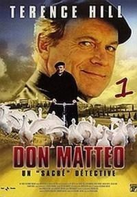 Don Matteo - Poster / Capa / Cartaz - Oficial 1