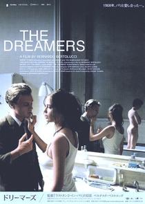 Os Sonhadores - Poster / Capa / Cartaz - Oficial 12