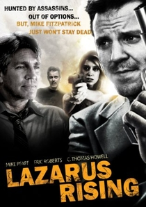 Lazarus Rising - Poster / Capa / Cartaz - Oficial 1
