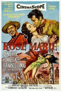 Rose Marie  - Poster / Capa / Cartaz - Oficial 1