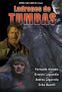 Ladrões de Túmulos  - Poster / Capa / Cartaz - Oficial 2