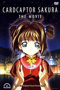 Sakura Card Captors 1: O Filme - Poster / Capa / Cartaz - Oficial 1