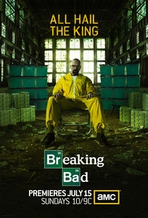 Breaking Bad (5ª Temporada) - Poster / Capa / Cartaz - Oficial 1
