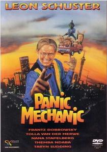 Panic Mechanic - Poster / Capa / Cartaz - Oficial 1
