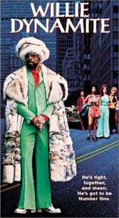 Willie Dynamite - Poster / Capa / Cartaz - Oficial 3
