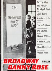 Broadway Danny Rose - Poster / Capa / Cartaz - Oficial 5