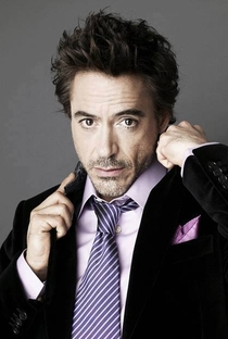 Robert Downey Jr. - Poster / Capa / Cartaz - Oficial 3
