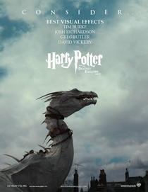 Harry Potter e as Relíquias da Morte - Parte 2 - Poster / Capa / Cartaz - Oficial 27