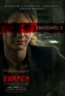 Exame - Poster / Capa / Cartaz - Oficial 10