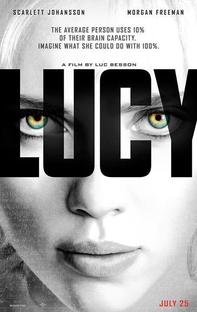Lucy - Poster / Capa / Cartaz - Oficial 2