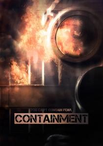 Contenção - Poster / Capa / Cartaz - Oficial 1