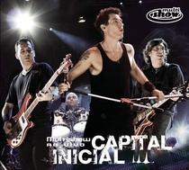Multishow Ao Vivo: Capital Inicial - Poster / Capa / Cartaz - Oficial 1