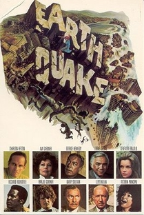 Terremoto - Poster / Capa / Cartaz - Oficial 6