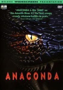 Anaconda - Poster / Capa / Cartaz - Oficial 2