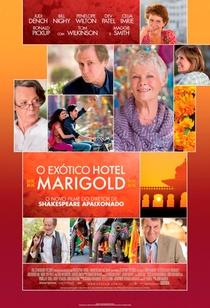 O Exótico Hotel Marigold - Poster / Capa / Cartaz - Oficial 1