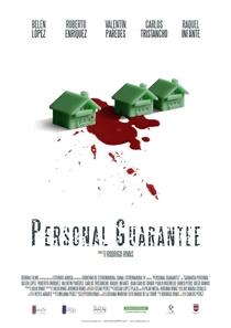 Garantía personal - Poster / Capa / Cartaz - Oficial 1