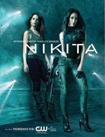 Nikita (2ª Temporada) - Poster / Capa / Cartaz - Oficial 1