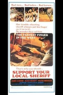 Uma Cidade Contra o Xerife - Poster / Capa / Cartaz - Oficial 3