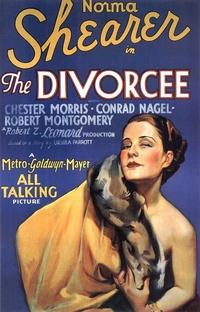 A Divorciada - Poster / Capa / Cartaz - Oficial 1