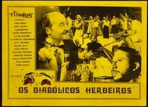 Os Diabólicos Herdeiros - Poster / Capa / Cartaz - Oficial 7