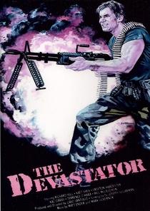 Os Destruidores - Poster / Capa / Cartaz - Oficial 2