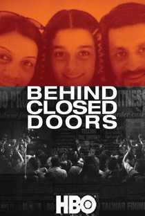 Behind Closed Doors - Poster / Capa / Cartaz - Oficial 1