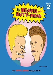 Beavis and Butt-Head (2ª Temporada) - Poster / Capa / Cartaz - Oficial 1