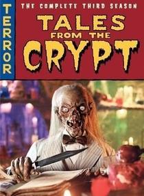 Contos da Cripta (3ª Temporada) - Poster / Capa / Cartaz - Oficial 1