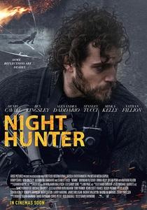 Night Hunter - Poster / Capa / Cartaz - Oficial 4