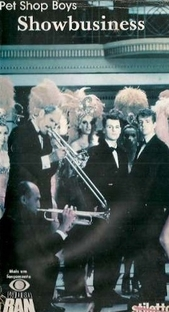 Pet Shop Boys - Showbusiness - Poster / Capa / Cartaz - Oficial 1