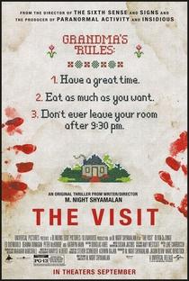 A Visita - Poster / Capa / Cartaz - Oficial 3