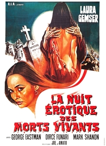 Erotic Nights of the Living Dead - Poster / Capa / Cartaz - Oficial 3