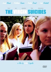 As Virgens Suicidas - Poster / Capa / Cartaz - Oficial 12