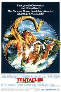 Tentáculos - Poster / Capa / Cartaz - Oficial 1