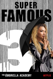 The Umbrella Academy (1ª Temporada) - Poster / Capa / Cartaz - Oficial 6