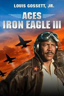 Águia de Aço 3 - Ases do Céu - Poster / Capa / Cartaz - Oficial 4