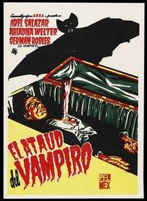 O Ataúde do Vampiro - Poster / Capa / Cartaz - Oficial 1