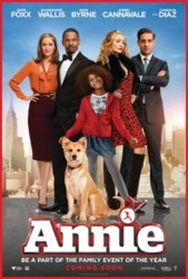 Crítica: Annie   CineCríticas