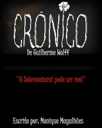 Crônico - Poster / Capa / Cartaz - Oficial 1
