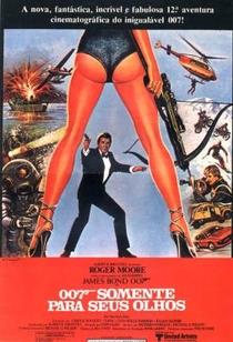 007 - Somente Para Seus Olhos - Poster / Capa / Cartaz - Oficial 14