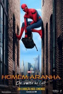 Homem-Aranha: De Volta ao Lar - Poster / Capa / Cartaz - Oficial 20